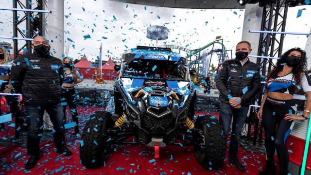 Zespół Energylandia Rally Team wystartuje w Rajdzie Dakar 2021 [ZDJĘCIA]