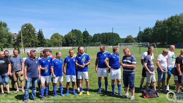 Zespół Old Boys Solavia Grojec wygrał turniej powiatowy – FOTO