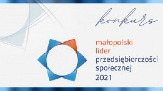 Zgłoś kandydatów do tytułu Małopolskiego Lidera Przedsiębiorczości Społecznej
