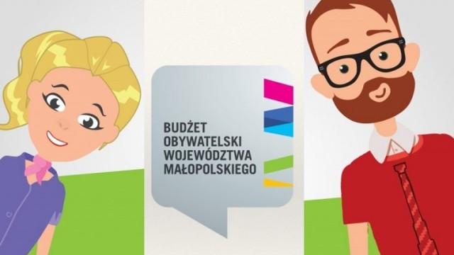 Zgłoś swój pomysł do Budżetu Obywatelskiego Małopolski