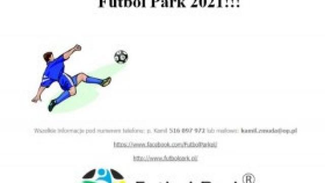 Zgłoszenia do Amatorskiej Ligi Futbol Park 2021! [artykuł sponsorowany]