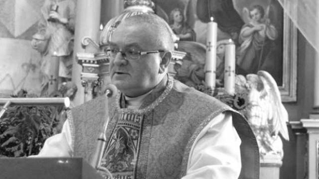 Zmarł ks. Marek Kulig - InfoBrzeszcze.pl