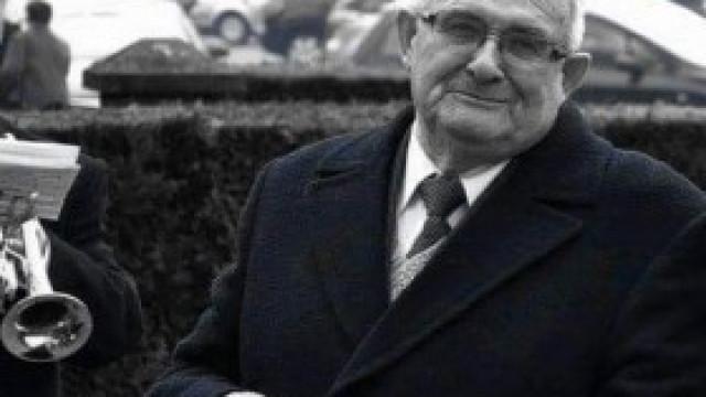 Zmarł Leopold Skupień, pierwszy i wieloletni kapelmistrz Orkiestry Dętej w Nowej Wsi