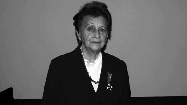Zmarła Zofia Zużałek, siostra cichociemnego mjr. Piotra Szewczyka