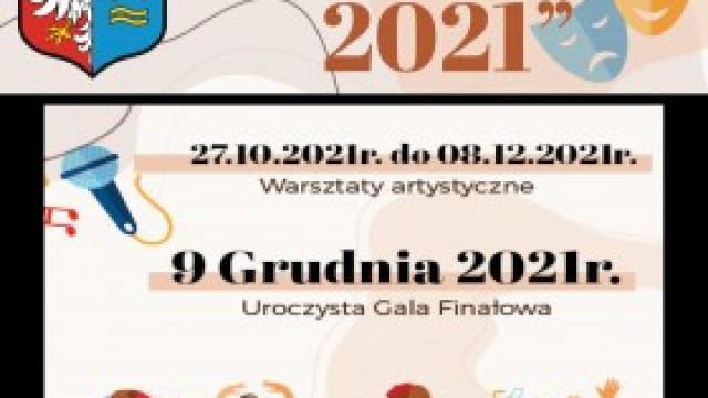 """Znamy laureatów konkursu """"Artystą być… 2021"""""""