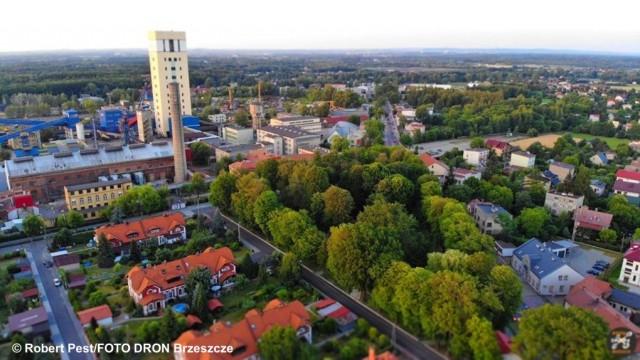Znika komin w Brzeszczach? – FOTO