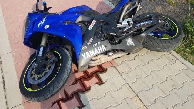 Znowu śmierć na drodze. Zginął motocyklista