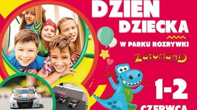Zobacz imprezy planowane z okazji Dnia Dziecka w Oświęcimiu i okolicy