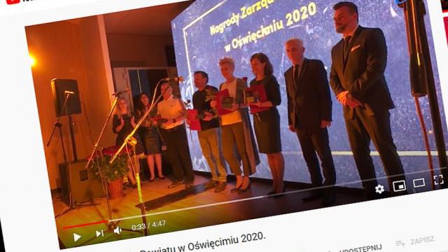 Zobacz relację z gali wręczenia nagród Zarządu Powiatu - InfoBrzeszcze.pl