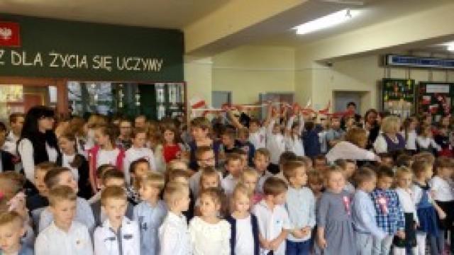 ZSP Bulowice- szkoła do hymnu 2019