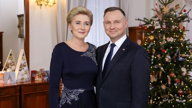 Życzenia od Pary Prezydenckiej z okazji Świąt Bożego Narodzenia - InfoBrzeszcze.pl
