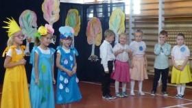 Żyj zgodnie z naturą - zajęcia otwarte w przedszkolu na Podlesiu